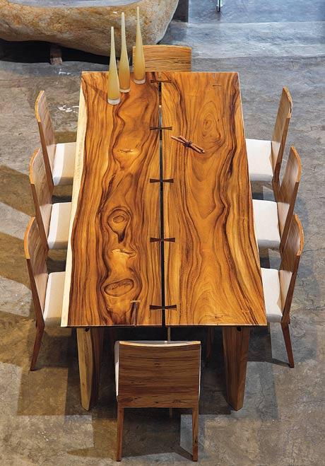Junio 2015 decoupage blog for Modelos de comedores en madera y vidrio