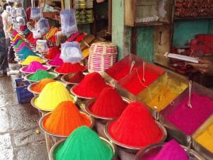 Ruta de las especias, India.