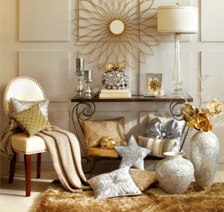 silver-and-gold-decor-mix-metallic-home-decor-decembers-color-of-the-month-marvelous-metals-decorating-with-metal-gold-silver-copper-iron-mirrored-furniture